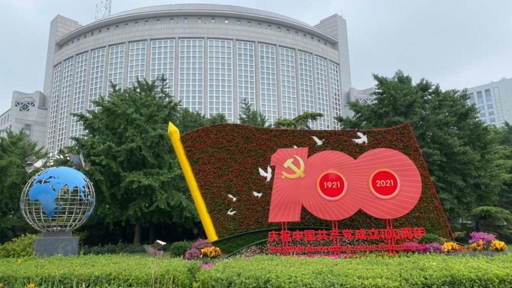 Centenario China Xi Jinping