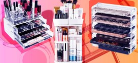 12 Beauty Organizers to Invest In This New Year Makeup Cleanse