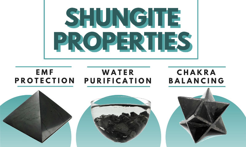 shungite properties