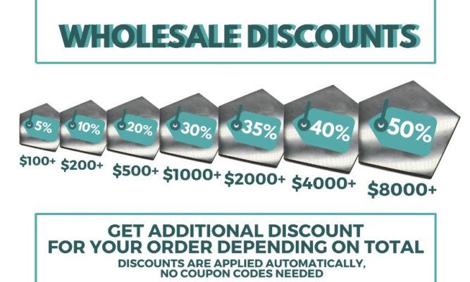 shungite wholesale discounts