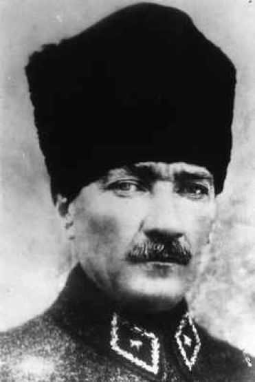 ケマル・アタチュルク
