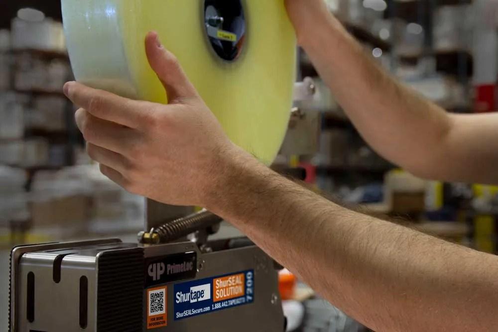 ShurSEAL Loading Tape Roll