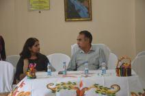 SHURU KOLKATA Founder Rupsi Burman in conversation with Director General & Inspector General of Correctional Services, West Bengal, Mr. A. K. Gupta