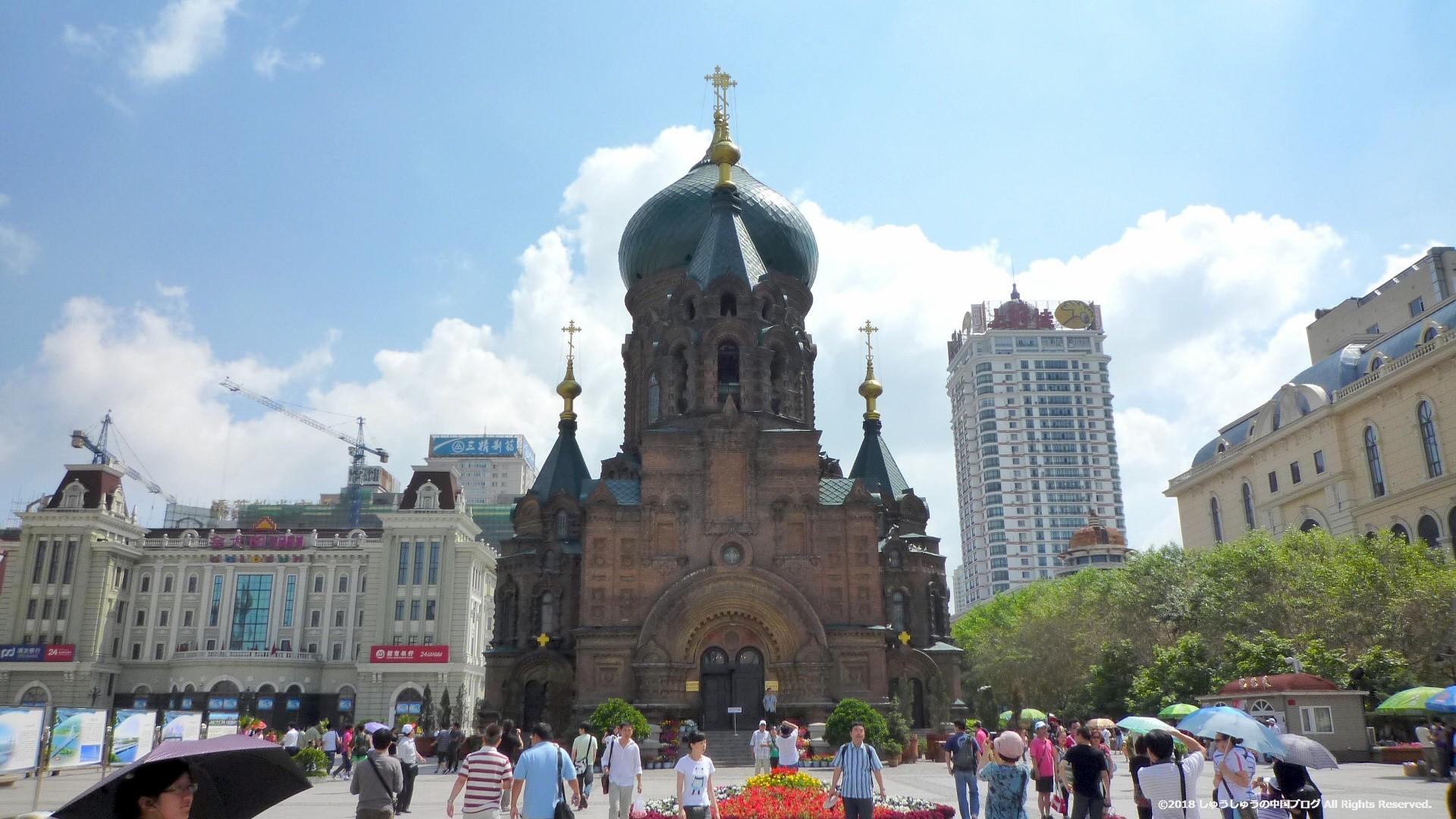 聖ソフィア大聖堂その2