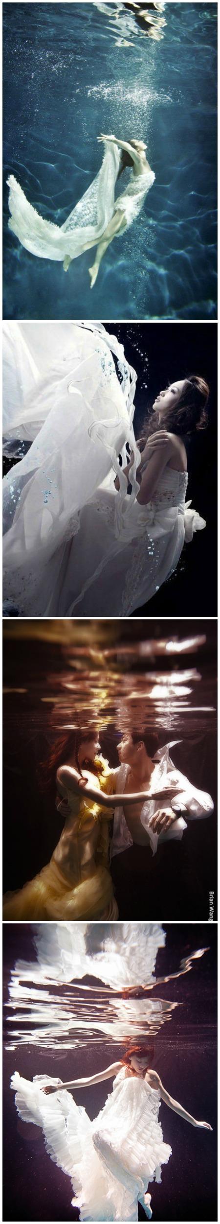 婚紗拍攝系列風格-屬於你我的浪漫「水」世界