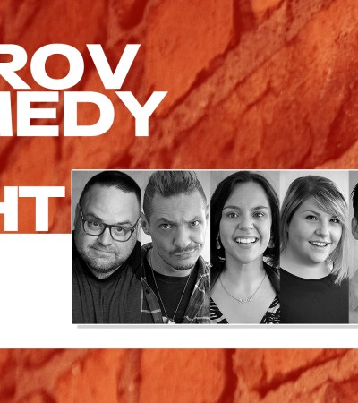 Radical Improv Comedy! June 9th
