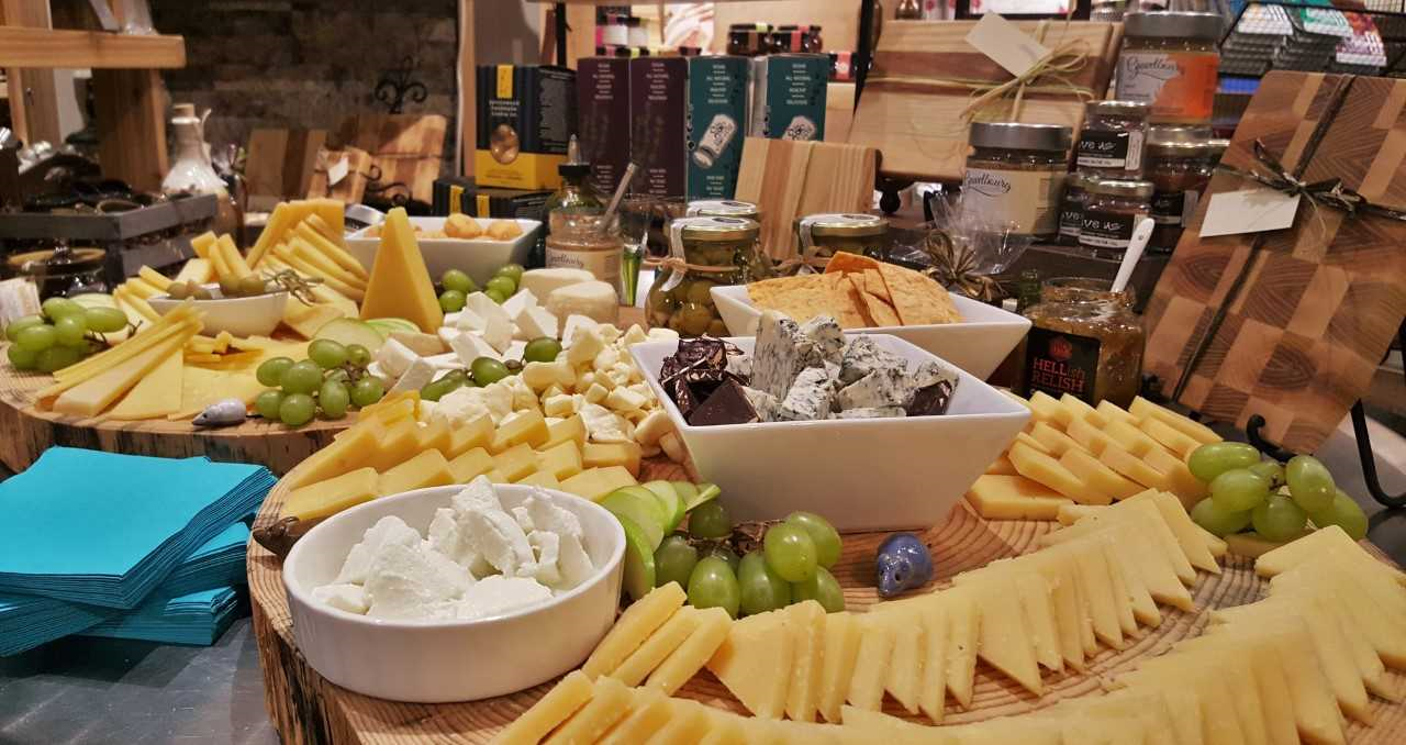 The Art of Artisan Cheese a Tasting Experience