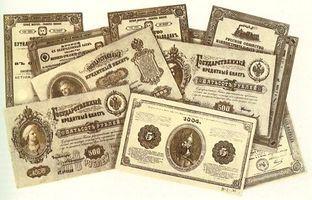 Облигация Общая характеристика Виды облигаций