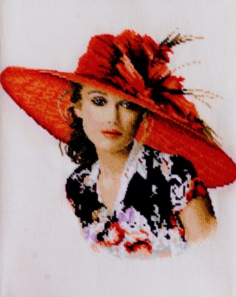 Силуэт девушки в шляпе (38 фото и картинок) | shutniki.club