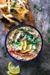 quick and easy baba ganoush recipe.
