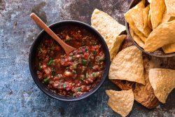 restaurant-style blender salsa recipe