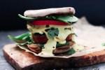 easy vegan breakfast sandwich