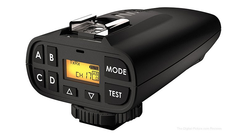 PocketWiard Plus IV Transceiver