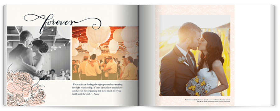 How To Make Your Own Wedding Album