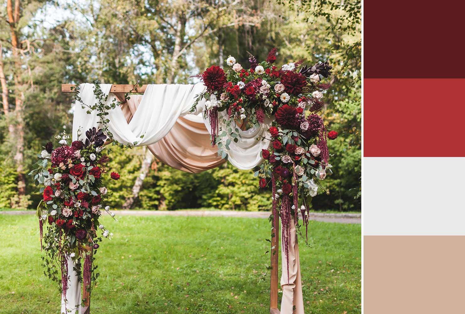 60+ Wedding Color Combinations You'll Love