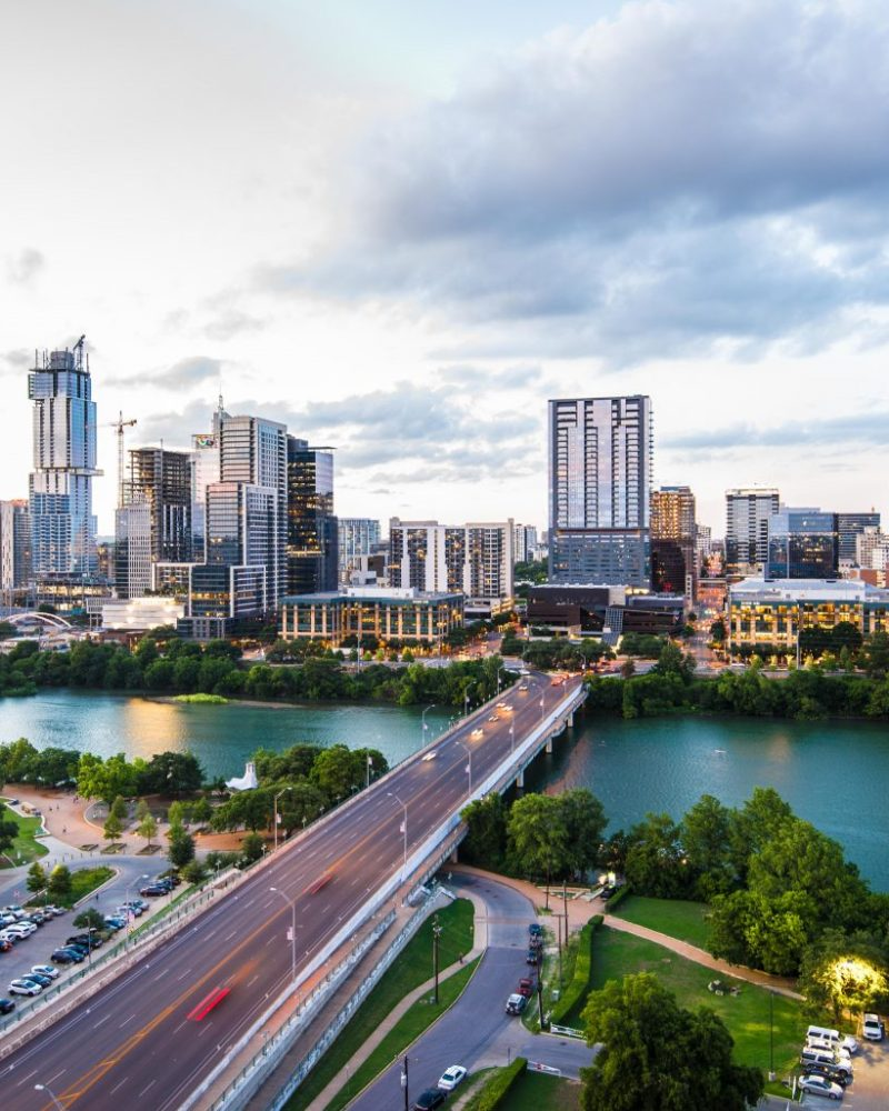 I Moved to Austin, Texas!