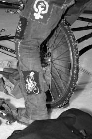 Studded Wheels
