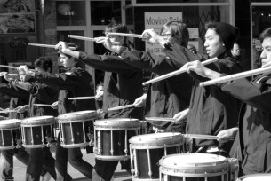 St. Michael's Drumline