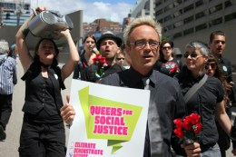 Queers For Social Justice