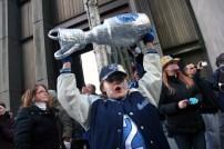 Grey Cup Victory