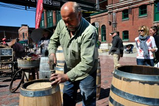 Distillery - Barrel Making