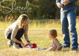 This sweet family was getting ready for our shoot