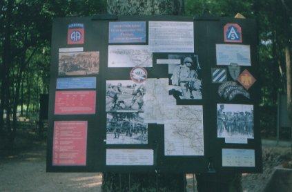 82nd AB display.