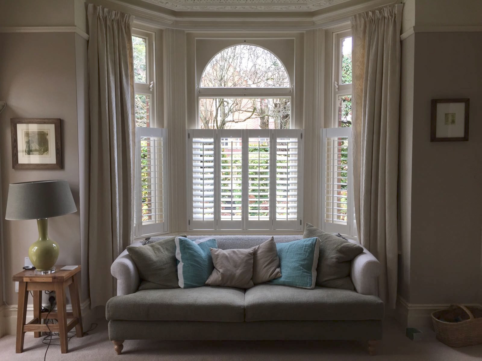 Which Are The Best Shutter Styles For Bay Windows