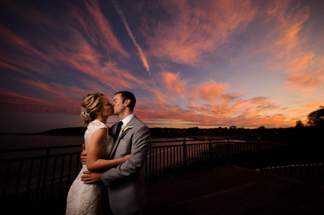 PLUS justin & amy - york harbor reading room -- wedding photography tips