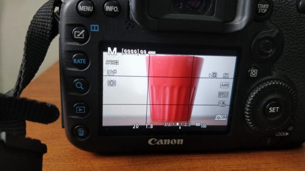 1/20 s shutter speed exposure settings
