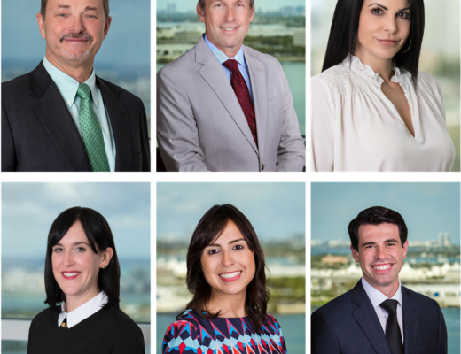 Shutts Bowen Team Recognized As Most Effective Lawyers