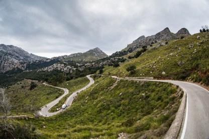 Hinab nach Sa Calobra - photo: Irmo Keizer