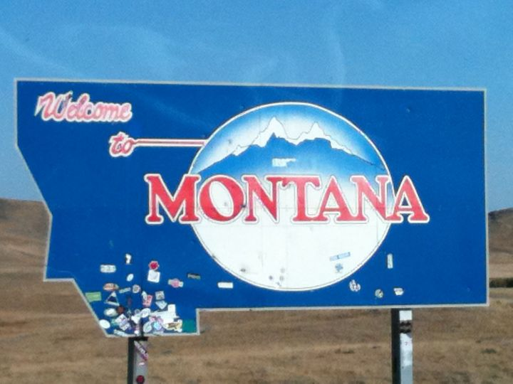 Montana, It's Not For You