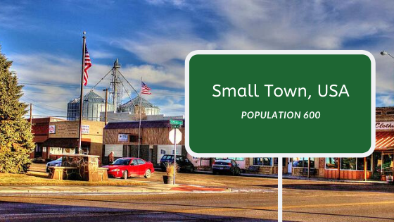 Small Town, USA -- Terry, Montana