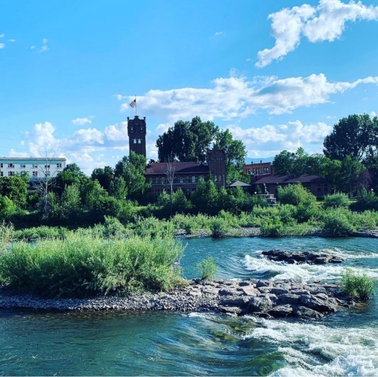 Brennan's wave - instagrammable Missoula