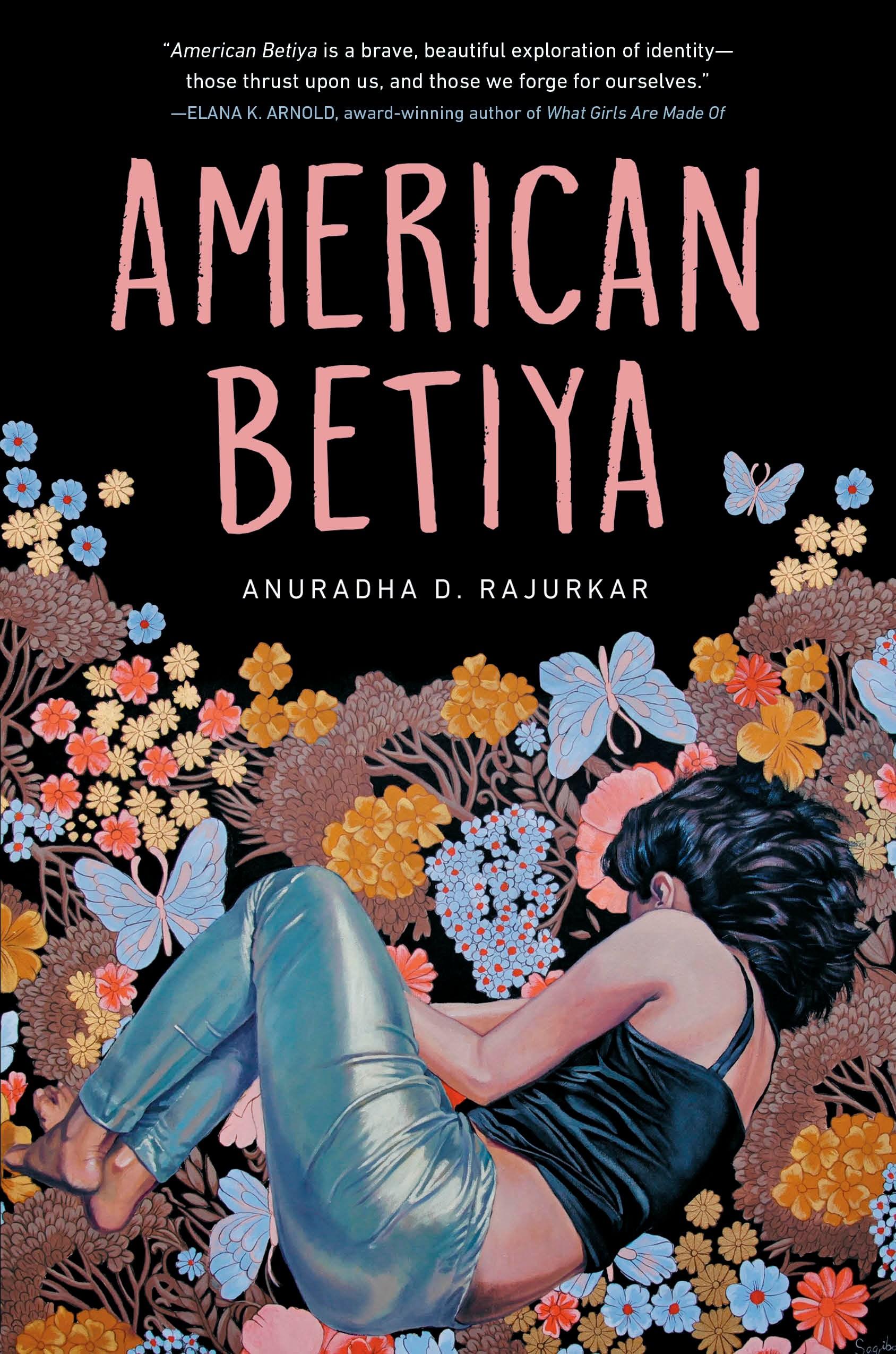 Exclusive Excerpt & Interview: American Betiya by Anuradha Rajurkar
