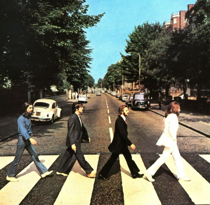 The Abbey Road Photograph