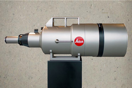 1600mm Leica Lens Is World's Most Expensive At over $2 Million