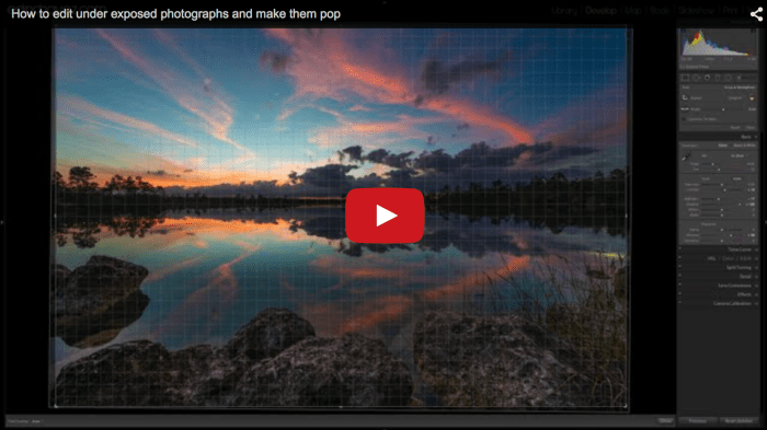 How to bring your photos to life in Lightroom