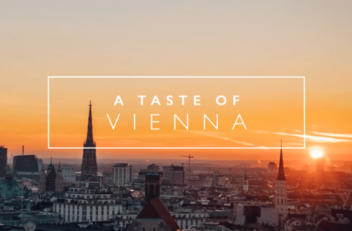A taste of Vienna Hyperlapse