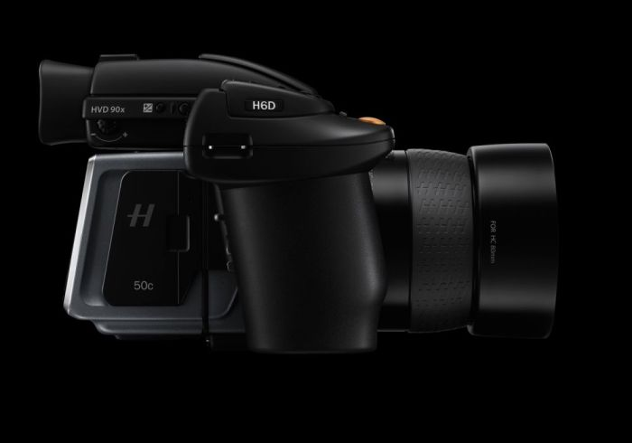 Hasselblad Anounces the H6D