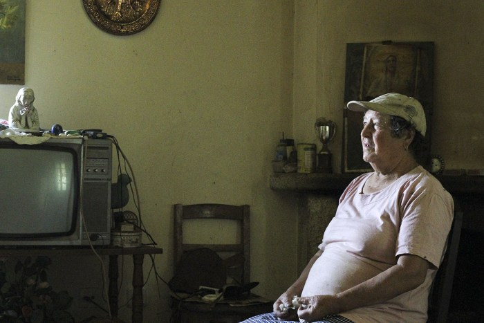 Granja: Stories about (being) forgotten