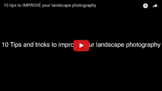 10 tips to IMPROVE your landscape photography