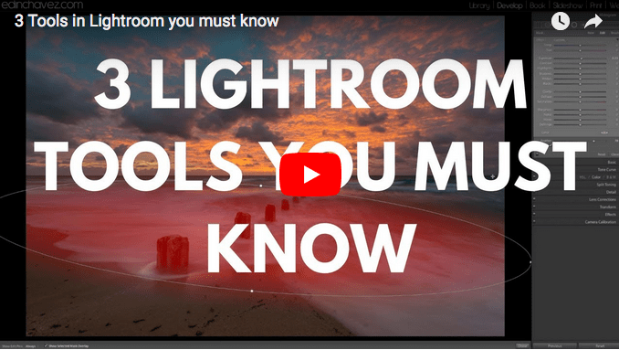 3 Lightroom Tools you Must Know
