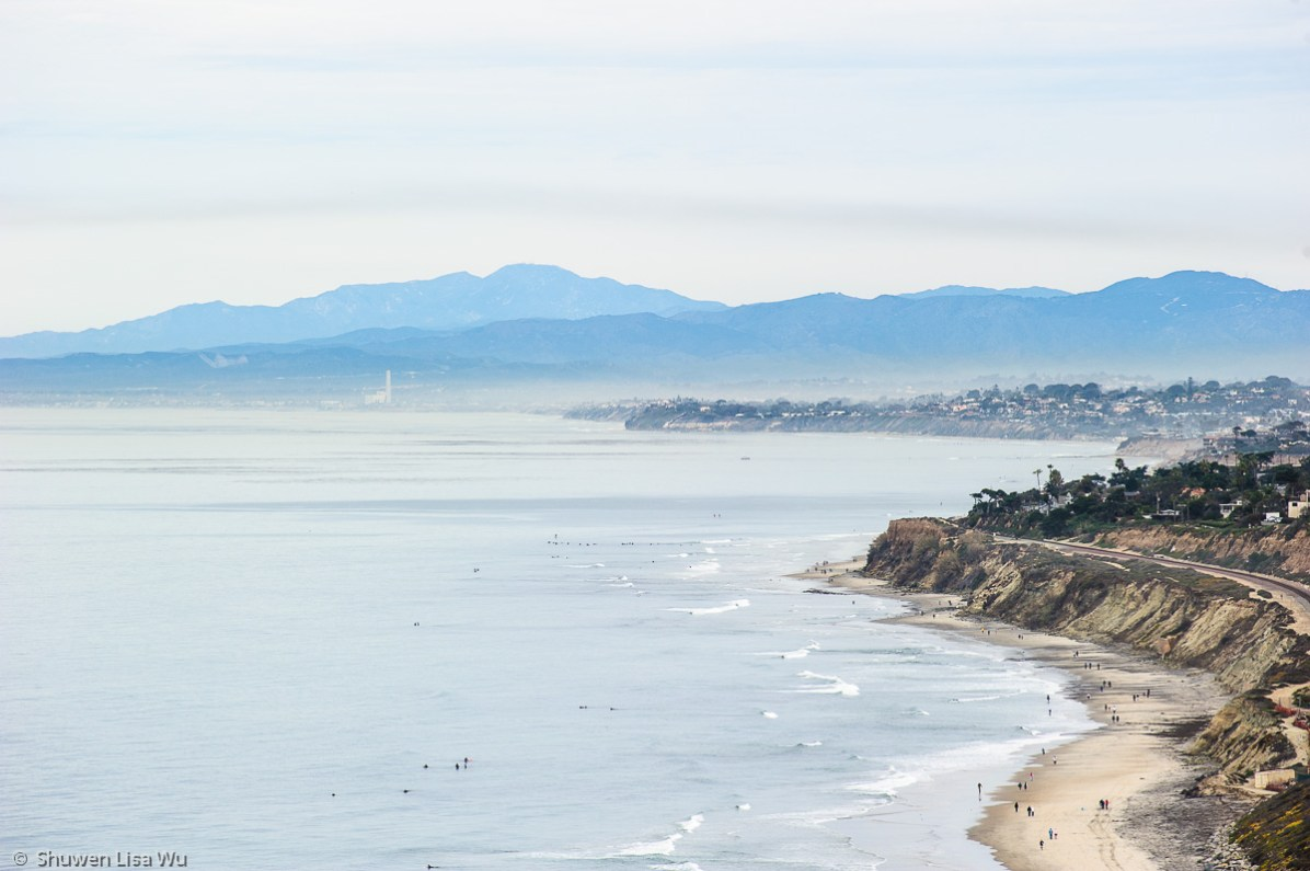 Northern San Diego Coastline