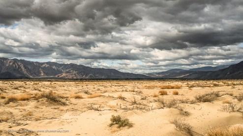 Wild, Vast and Empty - Anza Borrego Desert State Park, CA.