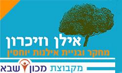 לוגו אילן וזיכרון מחקר אילן יוחסין ובניית עץ משפחה בדף אודות קבוצת מכון שבא באתר קבוצת מכון שבא