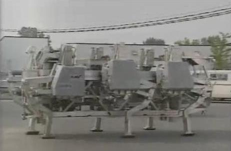 Adaptive Suspension Vehicle