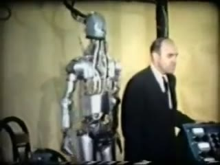 The testing conducted in the 1960s on a NASA Android