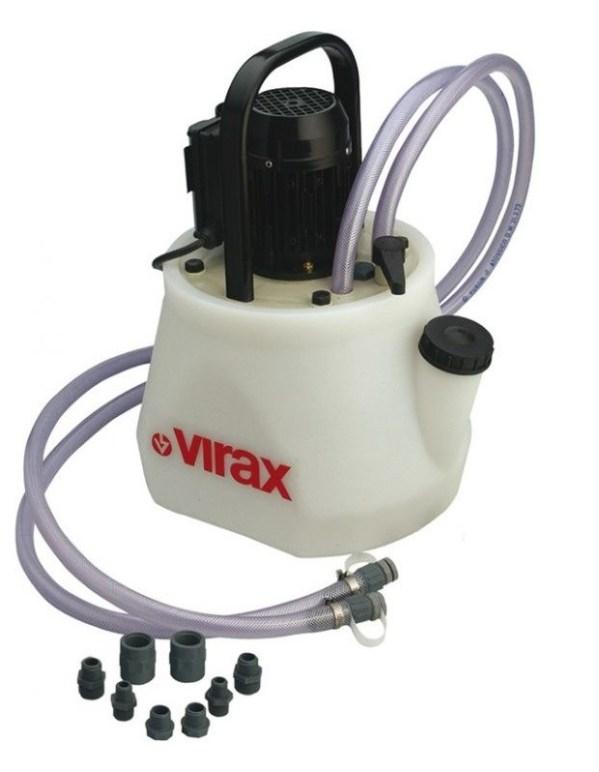 Промывочный насос для удаления накипи VIRAX 295000 купить ...